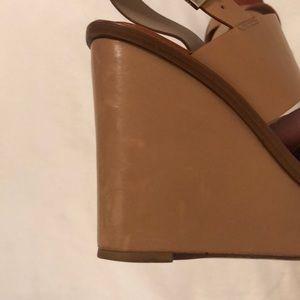 bbd37ca3b7bae5 Tory Burch Shoes - Tory Burch Lexington Wedge Sandals